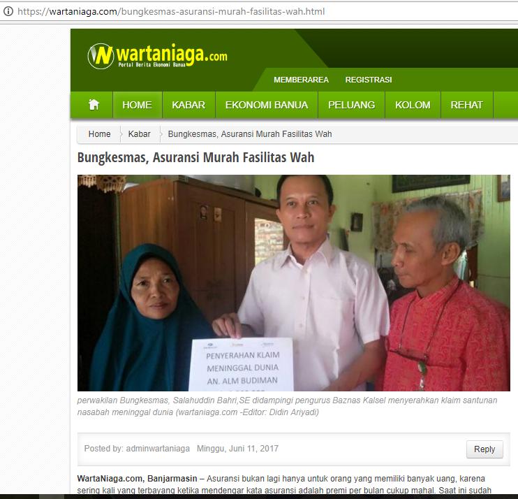 bungkesmas wartaniaga.com
